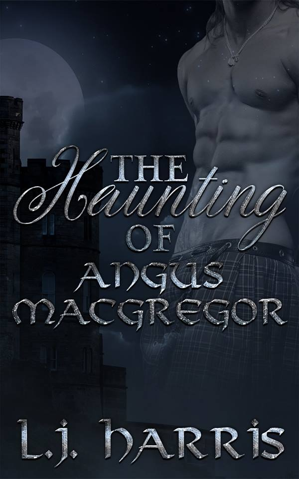 the haunting of angus macgregor cover ebook