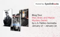 Max, Brad, and Maisie Mystery Series by L.G. Fabbo-Gonnella Banner