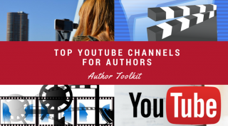 Top YouTube Channels for Authors