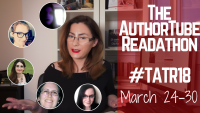 The AuthorTube Readathon